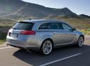Фото авто Opel Insignia A, ракурс: 225 цвет: серебряный