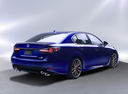 Фото авто Lexus GS 4 поколение [рестайлинг], ракурс: 225 цвет: синий