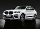 Фото авто BMW X4 G02, ракурс: 45 - рендер цвет: белый