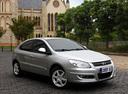 Фото авто Chery M11 1 поколение, ракурс: 315 цвет: серебряный
