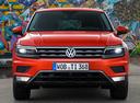 Фото авто Volkswagen Tiguan 2 поколение,  цвет: оранжевый
