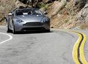 Фото авто Aston Martin Vantage 3 поколение [2-й рестайлинг], ракурс: 315 цвет: серый