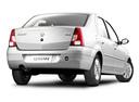 Фото авто Renault Logan 1 поколение, ракурс: 225 - рендер цвет: серебряный