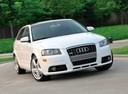 Фото авто Audi A3 8P/8PA [рестайлинг], ракурс: 315 цвет: белый