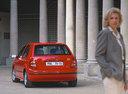 Фото авто Skoda Fabia 6Y, ракурс: 180 цвет: красный