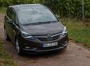 Фото авто Opel Zafira C [рестайлинг], ракурс: 315 цвет: коричневый