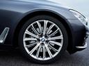 Фото авто BMW 7 серия G11/G12, ракурс: колесо
