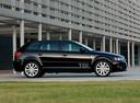 Фото авто Audi A3 8P/8PA [2-й рестайлинг], ракурс: 270 цвет: черный