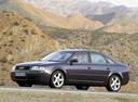 Фото авто Audi A6 4B/C5 [рестайлинг], ракурс: 45 цвет: коричневый