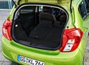 Фото авто Opel Karl 1 поколение, ракурс: багажник цвет: салатовый