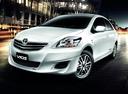 Фото авто Toyota Vios 2 поколение [рестайлинг], ракурс: 45