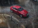 Фото авто Lexus IS XE30 [рестайлинг], ракурс: сверху цвет: красный
