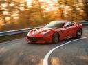 Фото авто Ferrari F12berlinetta 1 поколение, ракурс: 45 цвет: красный
