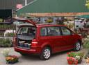 Фото авто Volkswagen Touran 1 поколение, ракурс: 225