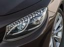 Фото авто Mercedes-Benz S-Класс W222/C217/A217 [рестайлинг], ракурс: передние фары цвет: коричневый