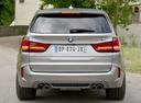 Фото авто BMW X5 M F85, ракурс: 180 цвет: серый