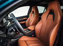 Фото авто BMW X6 M F86, ракурс: сиденье
