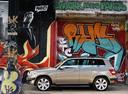 Фото авто Mercedes-Benz GLK-Класс X204, ракурс: 90 цвет: коричневый