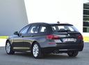 Фото авто BMW 5 серия F07/F10/F11 [рестайлинг], ракурс: 135 цвет: черный