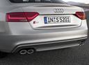 Фото авто Audi S5 8T [рестайлинг], ракурс: задняя часть
