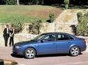 Фото авто Audi A4 B6, ракурс: 90 цвет: синий