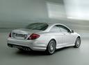 Фото авто Mercedes-Benz CL-Класс C216 [рестайлинг], ракурс: 225 цвет: серебряный