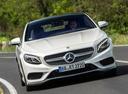 Фото авто Mercedes-Benz S-Класс W222/C217/A217,  цвет: серебряный