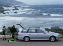 Фото авто BMW 5 серия E39, ракурс: 270 цвет: серебряный