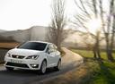 Фото авто SEAT Ibiza 4 поколение [рестайлинг], ракурс: 45 цвет: белый