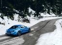 Фото авто Alpine A110 2 поколение, ракурс: 225 цвет: голубой