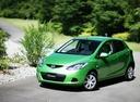 Фото авто Mazda Demio DE, ракурс: 45
