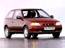 Фото авто Subaru Justy 2 (JMA,MS), ракурс: 315