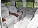 Фото авто Volkswagen Multivan T5, ракурс: задние сиденья