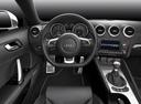 Фото авто Audi TT 8J, ракурс: торпедо