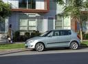 Фото авто Skoda Fabia 5J [рестайлинг], ракурс: 90 цвет: зеленый