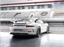 Фото авто Porsche 911 991, ракурс: 225 цвет: белый