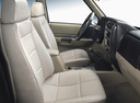 Фото авто Groz Rocky 1 поколение, ракурс: сиденье