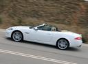 Фото авто Jaguar XK X150 [2-й рестайлинг], ракурс: 90 цвет: белый