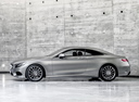 Фото авто Mercedes-Benz S-Класс W222/C217/A217, ракурс: 90 цвет: серебряный