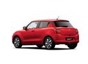 Фото авто Suzuki Swift 5 поколение, ракурс: 135 цвет: красный