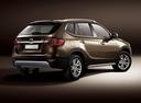 Фото авто Brilliance V5 1 поколение, ракурс: 225 - рендер цвет: коричневый