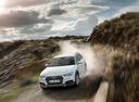 Фото авто Audi A4 B9, ракурс: 45 цвет: белый