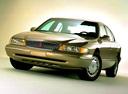 Фото авто Lincoln Continental 9 поколение, ракурс: 45