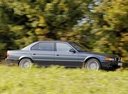 Фото авто BMW 7 серия E38 [рестайлинг], ракурс: 270