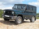 Фото авто УАЗ Hunter 1 поколение, ракурс: 45 цвет: синий