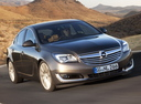 Фото авто Opel Insignia A [рестайлинг], ракурс: 315 цвет: серый