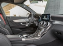 Фото авто Mercedes-Benz C-Класс W205/S205/C205 [рестайлинг], ракурс: торпедо