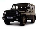 Фото авто УАЗ Hunter 1 поколение, ракурс: 45 - рендер цвет: черный