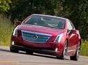 Фото авто Cadillac ELR 1 поколение,  цвет: красный