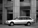 Фото авто Audi 100 4A/C4, ракурс: 90 цвет: белый
